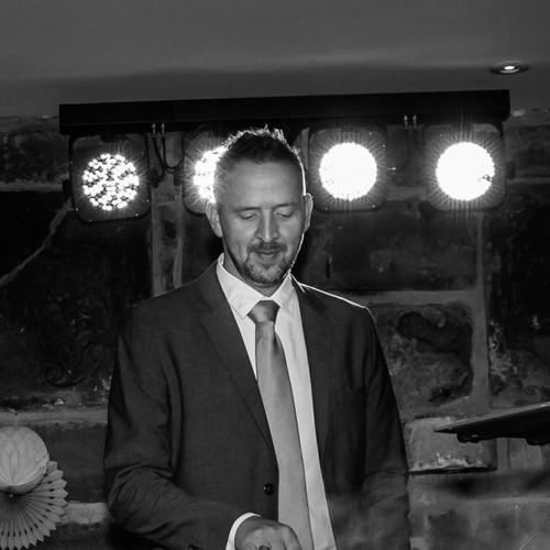 DJ Arjan van Midden