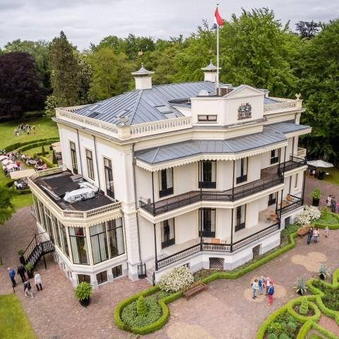 Bruiloft-DJ-bij-Kasteel-de-Vanenburg-Putten